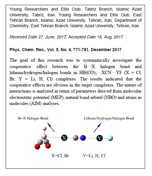 Ab Initio Studies on the Interplay between Unconventional B•••X Halogen Bond and Lithium/Hydrogen/Halogen Bond in HB(CO)2•••XCN•••YF (X = Cl, Br; Y = Li, H, Cl) Complexes